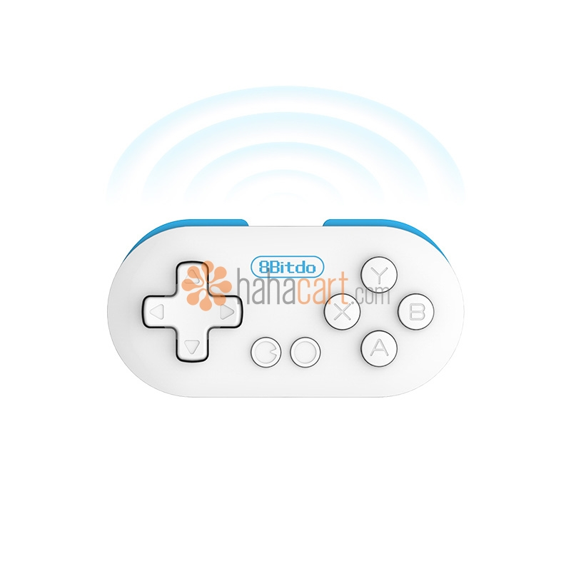 Bluetooth Wireless Mini Gamepad Compatible for iOS Android Windows Mac OS X
