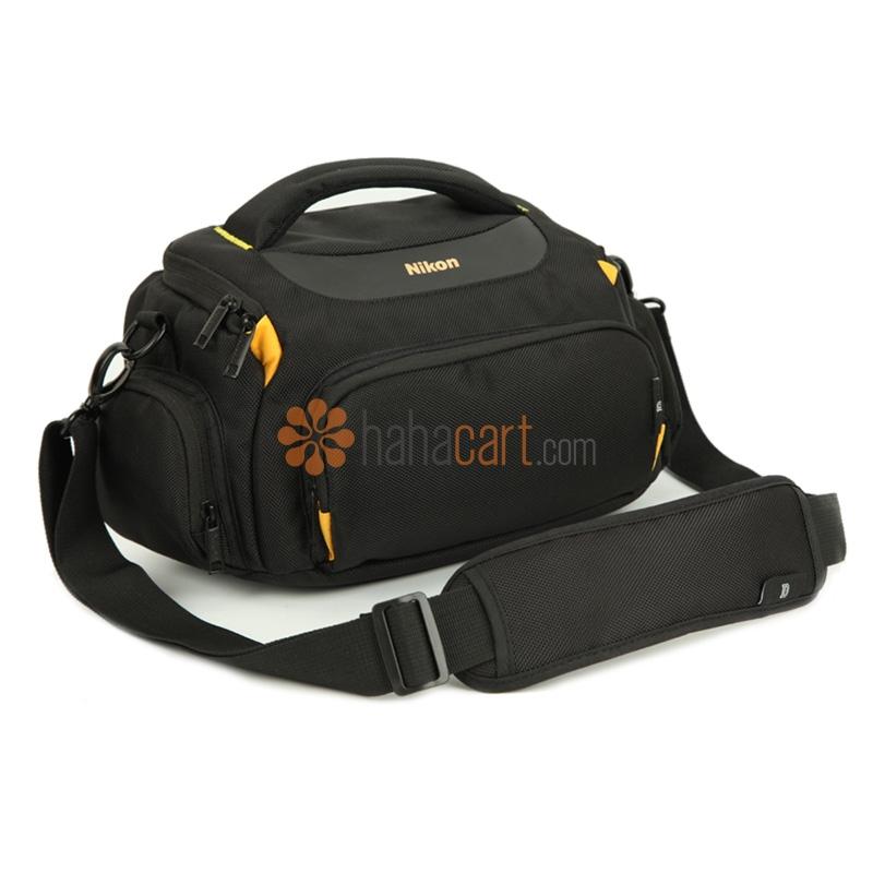 Sacchetto di spalla per D810 D7200 D5500 D7100 D5300 D3300 Fotocamera Digitale Nikon
