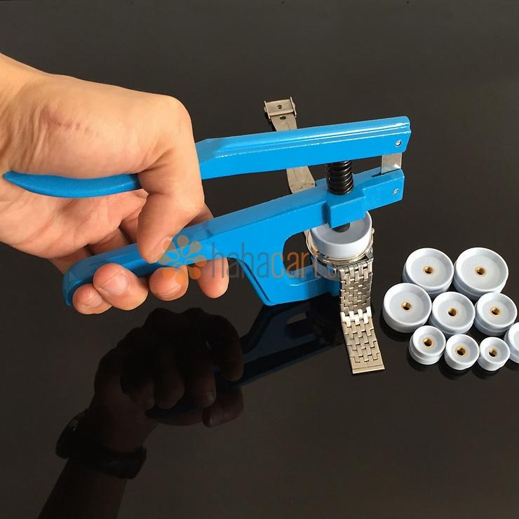Kit di strumenti riparazione per orologi da polso
