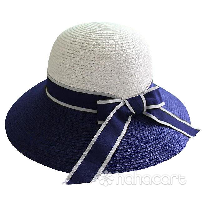 Cappello della spiaggia, Cappello di paglia, Cappello a tesa larga, Cappello da sole in primavera ed estate