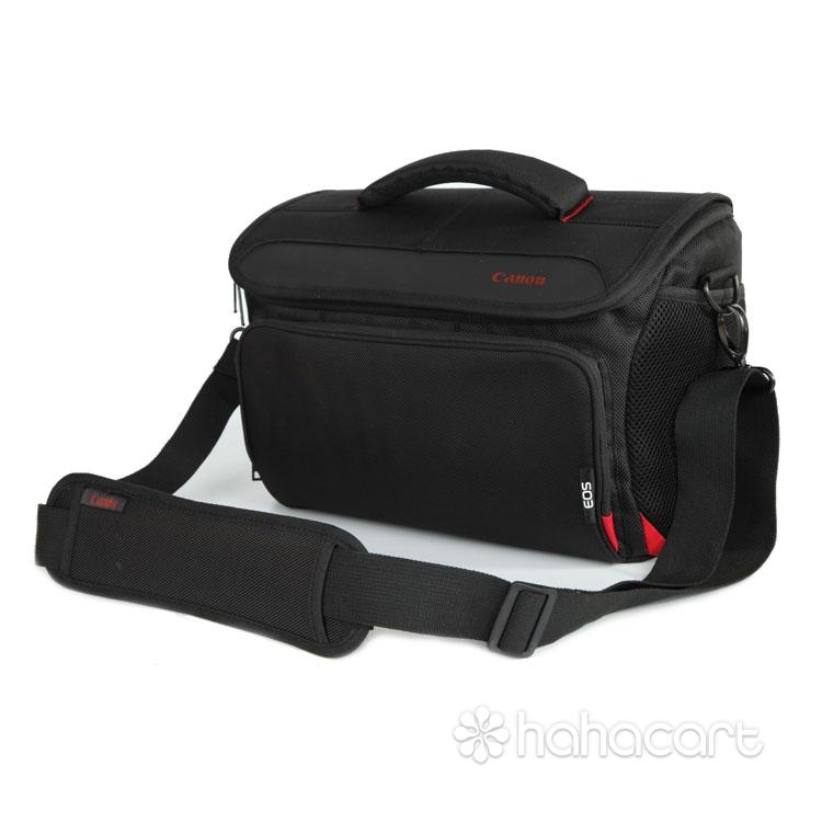 Sacchetto di spalla per EOS1DX 5D3 5D2 80D 5DSR 6D 7DII 70D [ Doppio-obiettivo ] Fotocamera Digitale Canon