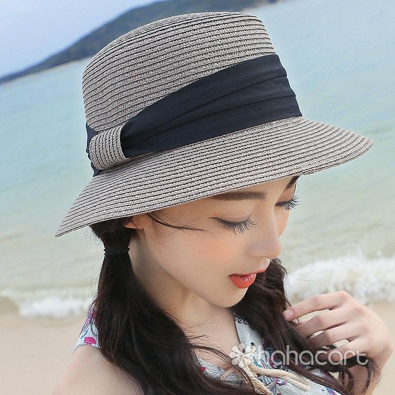 summer beach straw hat natural papyrus wide
