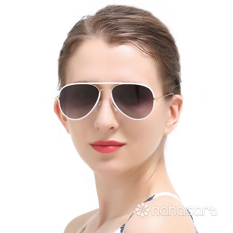 Occhiali da sole polarizzata per Donne, UV400 e Antiriflesso, Occhiali da sole del driver
