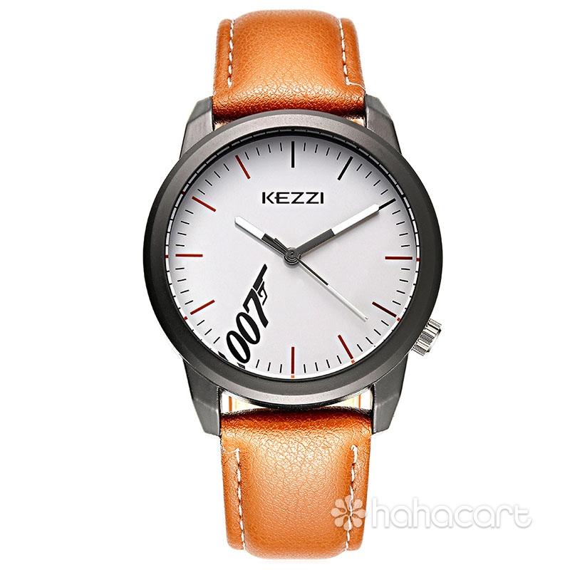Ceas de brăţară pentru studenți [007-Grafică] Arătător de Două-tonuri