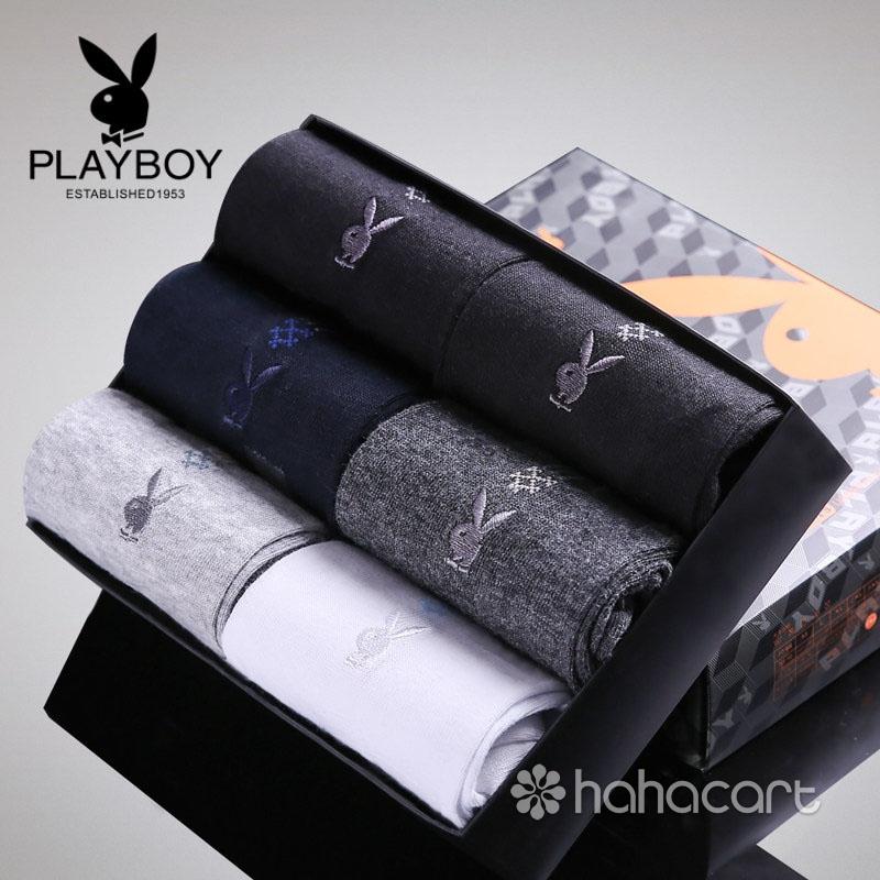 PLAYBOY 100% Pamuk Sportske Čarape - 6 komada Komplet
