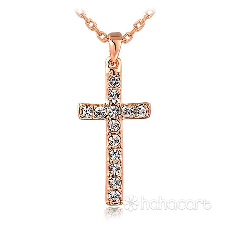 Colier pentru Femei, Stilul de diamante imitație, Materiale din Aliaj și Cristal
