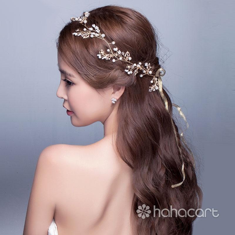 Vjenčanica pribor, Traka za kosu