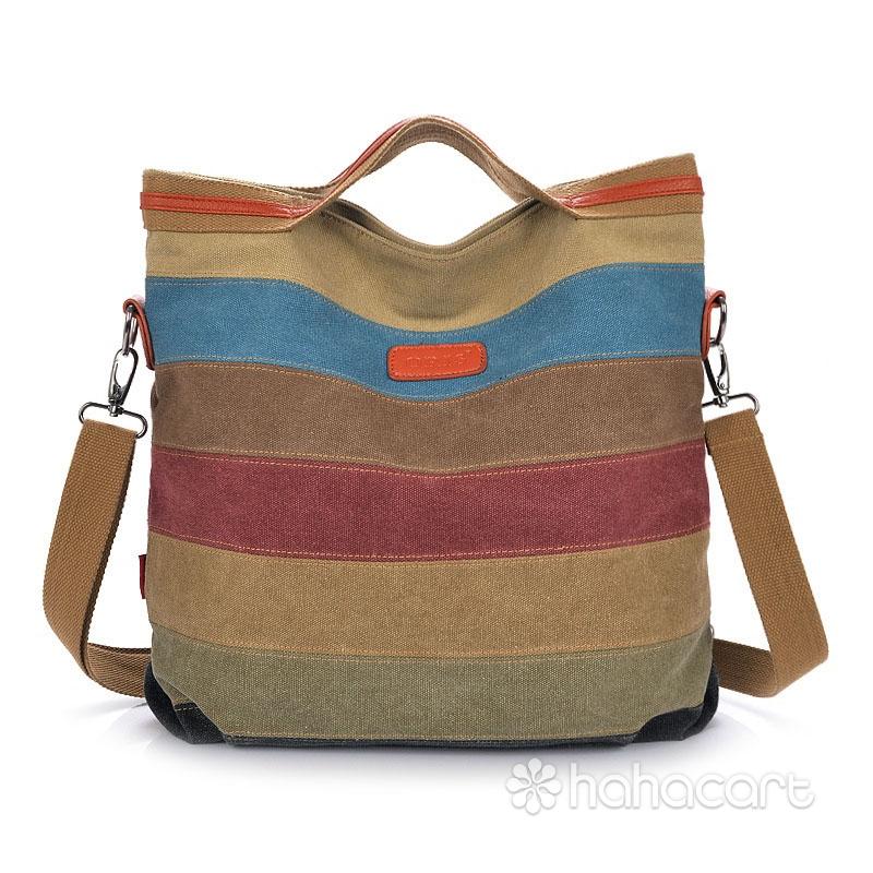 Torba za rame, Platno materijal, Ručna torba, Vrećicom za kupnju